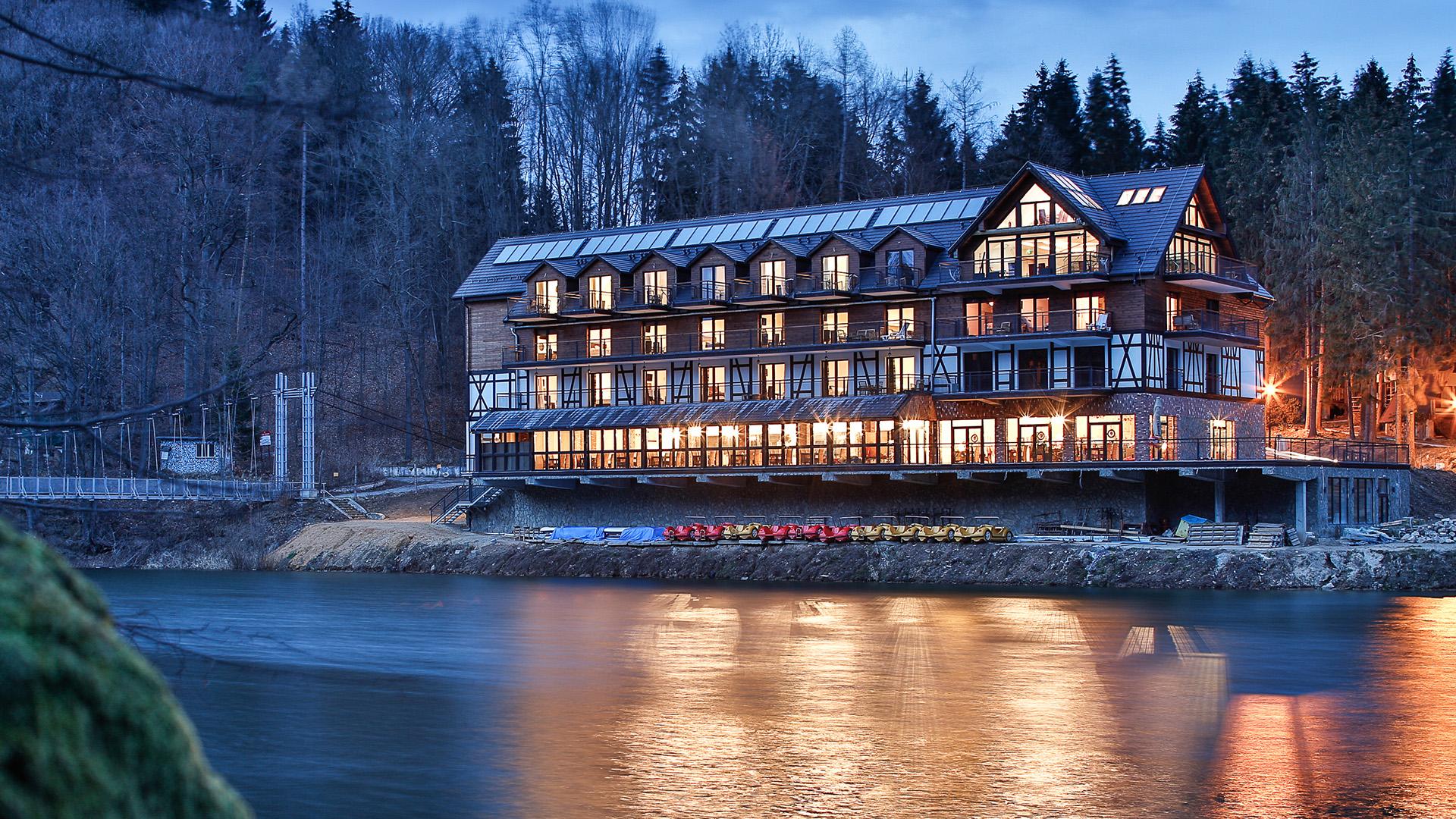 Hotel Maria Antonina Zagórze Śląskie